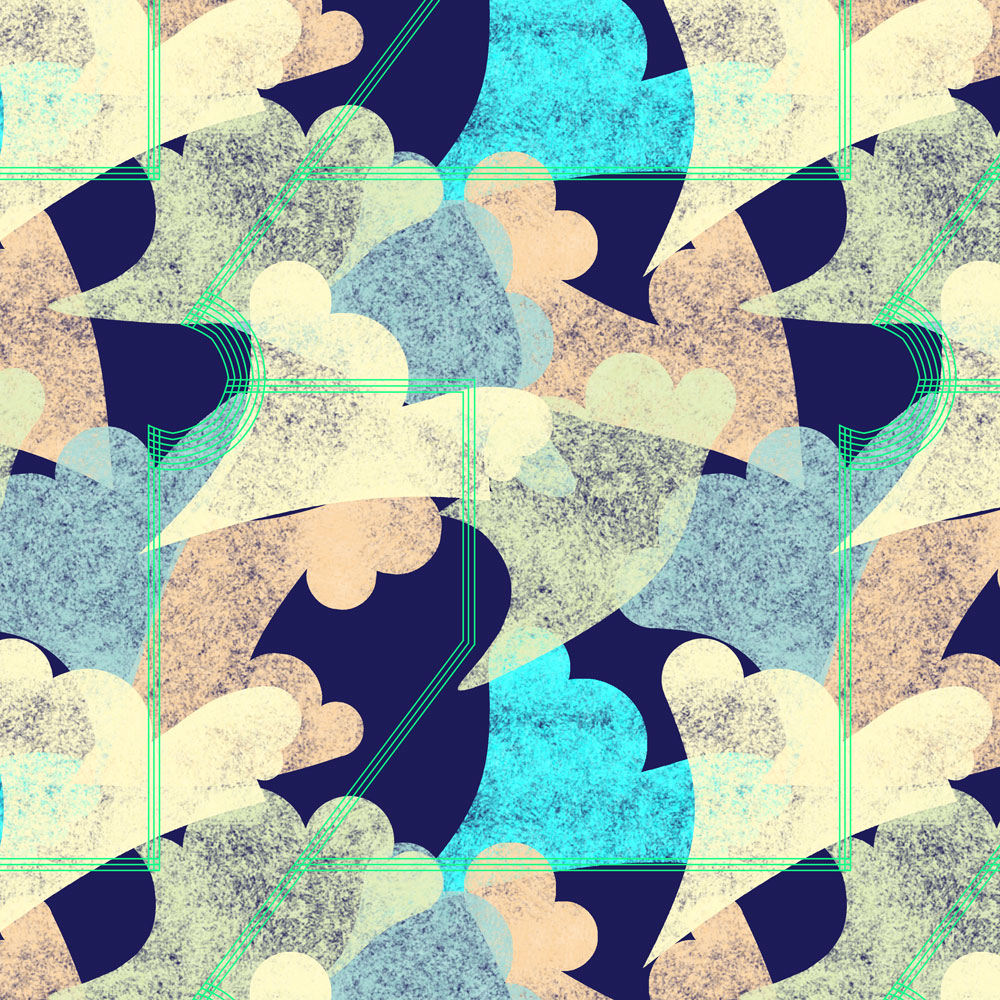 illustration surface pattern design fashion